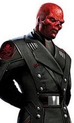 Teschio Rosso fa la sua comparsa con l'uniforme dell'Hydra - Il concept art di Red Skull/Teschio Rosso.