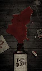 Spoiler sulla quarta stagione di True Blood - Il poster dedicato alla serie creata da Alan Ball.