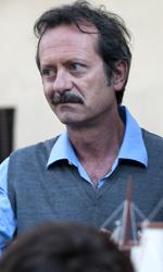 Cortellesi, escort per fiction - Rocco Papaleo in una scena del film Nessuno mi pu� giudicare di Massimiliano Bruno.