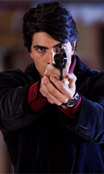Dylan Dog, le nuove foto - Dylan Dog (Brandon Routh) e Marcus (Sam Huntington) in una scena del film Dylan Dog - Il film di Kevin Munroe.