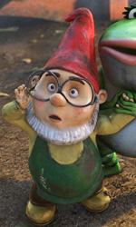 Una canzone d'amore per Gnomeo e Giulietta - Una scena del film Gnomeo & Giulietta di Kelly Asbury.