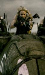 Una mappa, il fuoco, un coltello e una chiave - Una scena del film Sucker Punch di Zack Snyder.