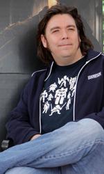 Dylan Dog goes America - Kevin Munroe al photocall del film Dylan Dog - Il film.