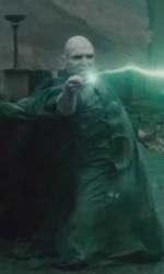 Posso distruggerlo, una volta per tutte - Un fotogramma del primo video ufficiale di <em>Harry Potter e i doni della morte - Parte II</em>.