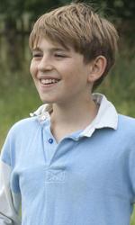 Opinioni di un clone - Il piccolo Tommy in una scena del film Non lasciarmi.