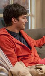 Natalie Portman e Ashton Kutcher, amici di letto - Una scena di Amici, amanti e … di Ivan Reitman.