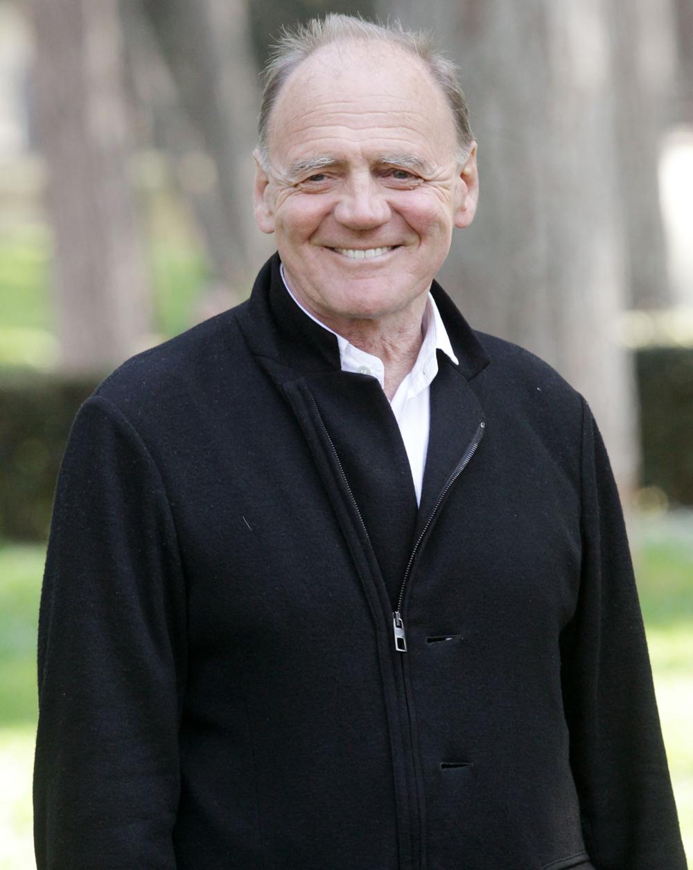 In foto Bruno Ganz (76 anni)