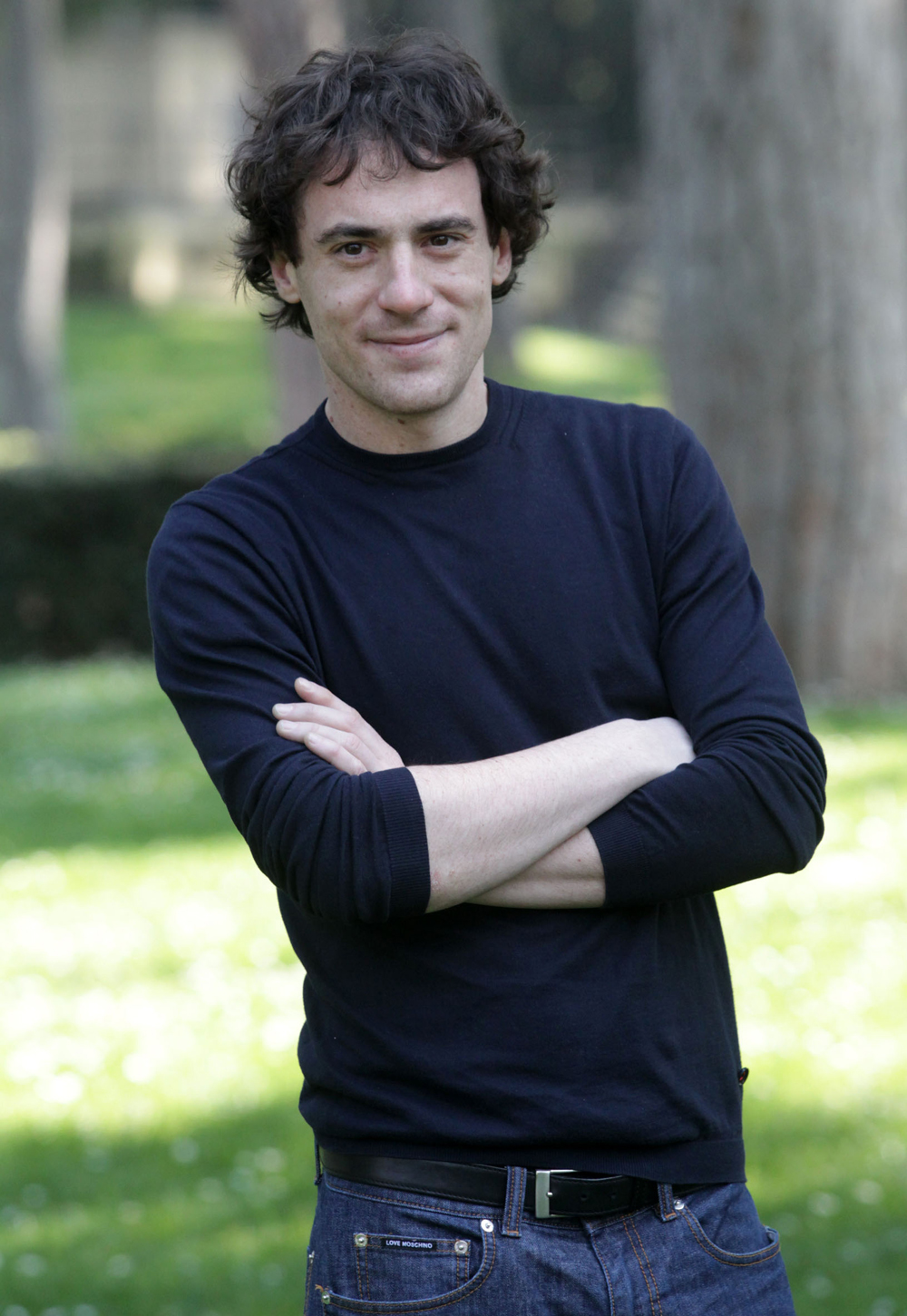 In foto Elio Germano (36 anni)
