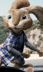 C.P., il coniglio pasquale che voleva diventare una rockstar - Una scena del film Hop.