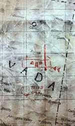 Le campagne virali parallele di Super 8 - La seconda mappa: una zona vicina all'Area 51.