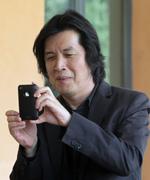 Poetry o l'elogio del vuoto - Lee Chang-Dong al photocall del film Poetry.