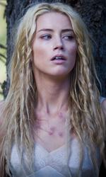 Amber Heard: bella, giovane e pazza - Una scena del film <em>The Ward - Il reparto</em>.