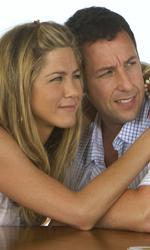 Mia moglie per finta, le bugie hanno le gambe lunghe - Abbraccio affettuoso tra Danny e Katherine.