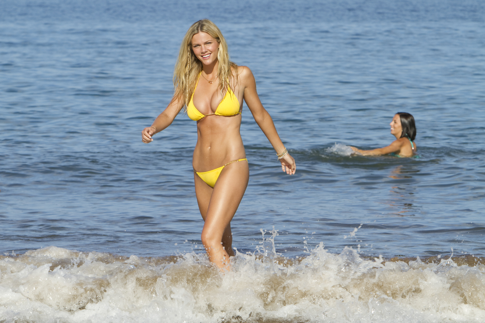 In foto Brooklyn Decker (29 anni)