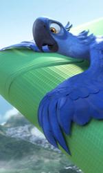 Rio, l'Avatar dei bambini - Una scena del film d'animazione Rio.