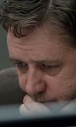 Paul Haggis, l'uomo delle domande - In foto Russell Crowe, protagonista di The Next Three Days, dramma diretto dal regista inglese Paul Haggis.