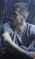 Source Code, la fantascienza a portata d'uomo - Jake Gyllenhaal sul set di Source Code.