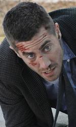 Source Code, la fantascienza a portata d'uomo - Colter ferito in una scena del film Source Code.