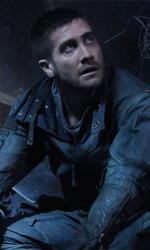 Source Code, la fantascienza a portata d'uomo - Jake Gyllenhaal in una scena del film Source Code, thriller diretto da Duncan Jones.