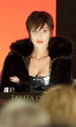 Habemus Belén - Talita Cortès in conferenza stampa in una scena del film Se sei così ti dico sì.