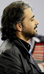Habemus Belén - Il regista Eugenio Cappuccio sul set di Se sei così ti dico sì.