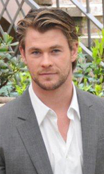 Kenneth e Chris: la strana coppia che fa tremare Asgard - Chris Hemsworth al photocall del film.
