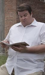 Angiolini-Battiston, strana coppia in cerca d'autore - Una scena del film Notizie degli Scavi.