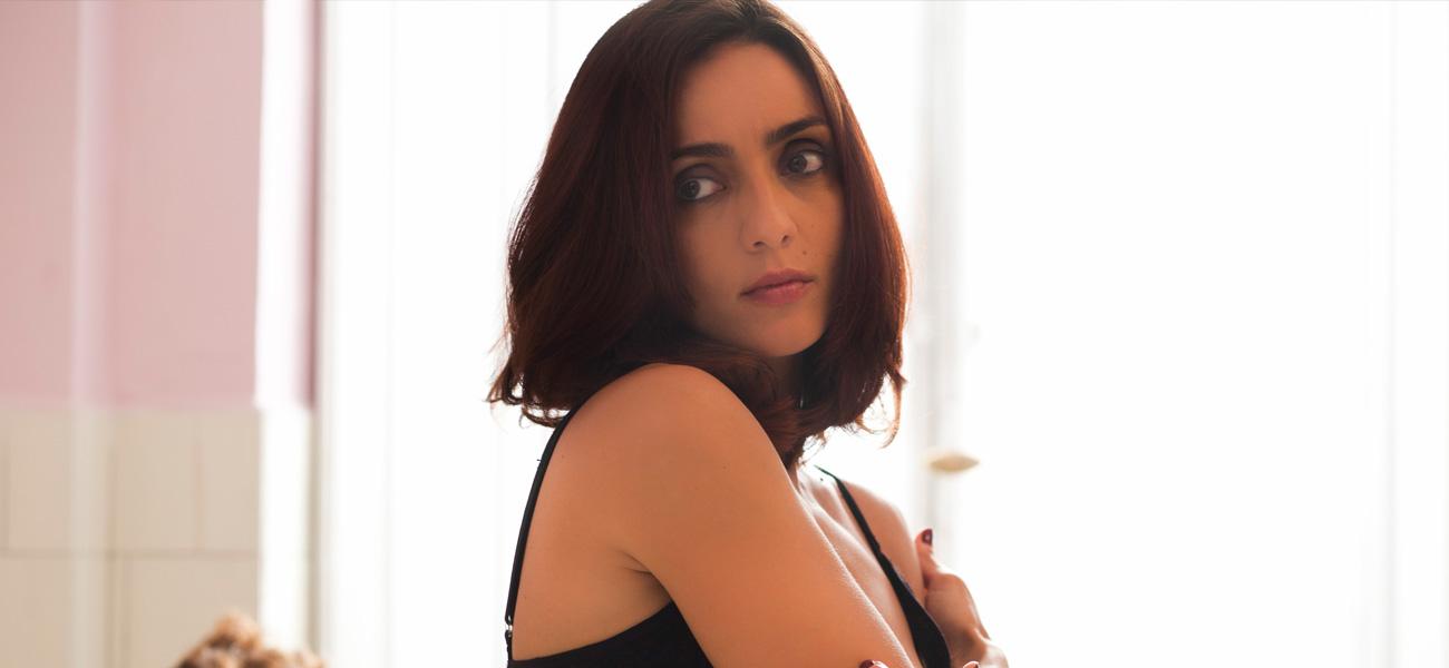 In foto Ambra Angiolini (40 anni)