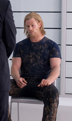 Un Dio arriva a salvarci - Thor in una scena del film <em>Thor</em>.