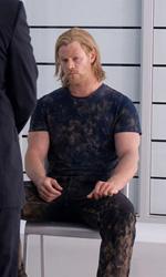 Un Dio arriva a salvarci - Thor in una scena del film Thor.