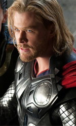Un Dio arriva a salvarci - Thor (Chris Hemsworth) e Loki (Tom Hiddleston) in una scena del film <em>Thor</em> di Kenneth Branagh.