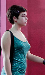 Donatella Finocchiaro: 'I veri miracoli sono dentro di noi' - Manuela in una scena del film I baci mai dati.
