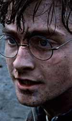 Questa notte unisciti a me e confronta il tuo destino - Harry in una scena del film.