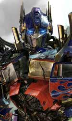 Ci avete mentito, avete fatto un grosso sbaglio - Optimus Prime.