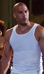 I pirati (della strada) dei Caraibi - Una scena del film Fast & Furious 5.