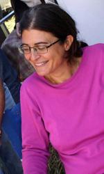 Isabella Ragonese e il suo primo incarico. Da attrice. - La regista Giorgia Cecere sul set del film.