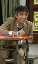 Vincenzo Salemme, il mercenario della commedia - Una scena del film <em>Senza arte n� parte</em>.