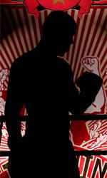 Tatanka, il riscatto sociale passa dal ring - Clemente Russo in una scena del film Tatanka.