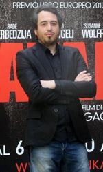 Tatanka, il riscatto sociale passa dal ring - Davide Gagliardi al photocall del film Tatanka.