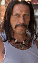 Danny Trejo, da ex galeotto a icona del cinema - In foto Danny Trejo, attore feticcio di Robert Rodriguez che in Machete ha finalmente ottenuto il suo primo ruolo da protagonista.