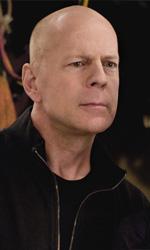 RED, la vita e l'azione dopo la pensione - Bruce Willis (Frank Moses) in una scena di RED, action movie diretto da Robert Schwentke.