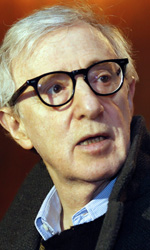 Cannes si inchina a Woody Allen - Il regista e attore Woody Allen.