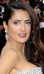 Cannes, il glamour � Gaga - Salma Hayek.