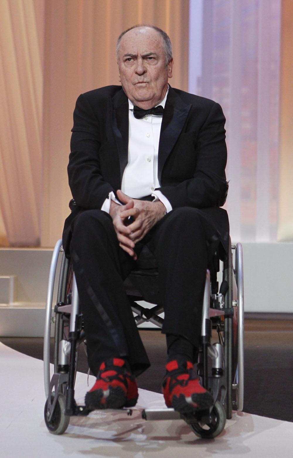 Foto di bernardo bertolucci mymovies for Film sedia a rotelle