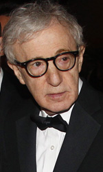 Cannes, il glamour � Gaga - Woody Allen con la moglie.