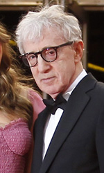 Cannes, il glamour  Gaga - Woody Allen.