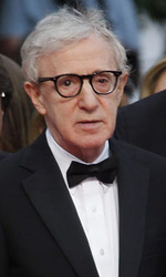 Cannes, il glamour  Gaga - Woody Allen con Owen Wilson e Rachel McAdams.