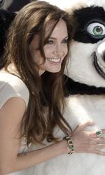 Cannes, motori caldi ma ruote ferme - Il photocall di <em>Kung Fu Panda 2</em>.