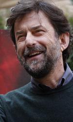 Cannes, applausi per Moretti - Il regista e attore Nanni Moretti, applaudito a Cannes dalla stampa internazionale per il suo Habemus Papam.