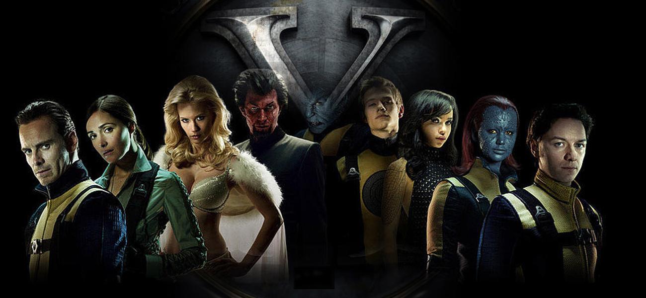 I personaggi di x-men l'inizio
